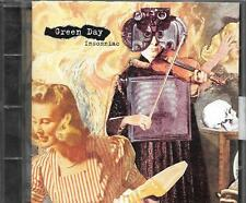 CD ALBUM 14 TITRES--GREEN DAY--INSOMNIAC--1995