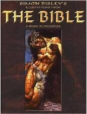 BISLEY'S ILLUSTRATIONS FROM THE BIBLE ~ SIGNED BY ARTIST ~ GORGEOUS HARDCOVER