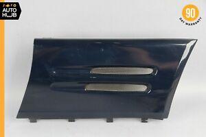 96-02 Mercedes R129 SL320 SL500 Front Right Side Fender Molding Blue OEM