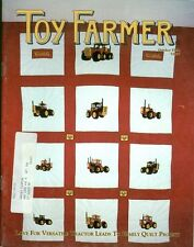 1994 Toy Farmer Magazine: October - Versatile Tractor Family Quilt Project