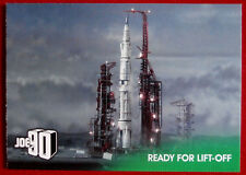 JOE 90 - READY FOR LIFT-OFF - Card #14 - GERRY ANDERSON COLLECTION - Unstoppable