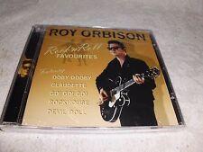 Rock'n Roll Fovourites - Roy Orbison--CD-OVP