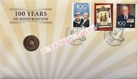 PNC Australia 2019 100 Years of Repatriation ANZAC Day Remembrance RAM $2 Coin