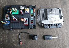 CITROEN C3, Peugeot 207 1.4 HDI ECU BSI Kit Bosch 9662517180 0281012526