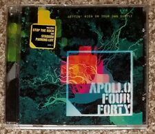 Gettin' High on Your Own Supply by Apollo 440 CD Jan-2000 Sony Music