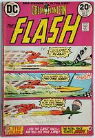 The Flash #223 FN 6.0 (1973) Green Lantern Bronze Age Classic DC Comics