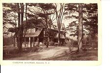 Summit, NJ    Carlton Academy  @ 1915  Oratory School