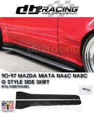 G-Style Side Skirt Diffuser (Urethane) Fits 90-97 Miata NA6C NA8C JDM