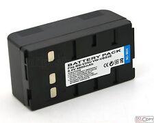 Battery for PANASONIC PV-BP17 PV-BP18 VBS0200 VW-VBR1 VW-VBS1 VW-VBS1E VW-VBS2