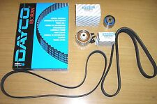 Fiat Coupe 2.0 20V Turbo & 2.0 20V IE  Cam Belt Timing Kit Auxiliary Belts AC+PS