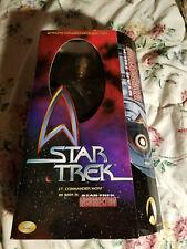 Star Trek Worf Figure (IBS / 98 / 12 in)
