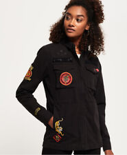 Superdry Womens Rookie Army Jacket
