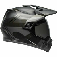 Bell MX-9 MIPS Adventure Dual Sport Motorcycle Helmet - Blackout - Size: XL