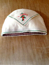 Christmas Winter Padded lined Embroidered Tea Pot Teapot Cozy Cosy Handmade NEW