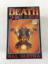 1993 Death Takes A Ride 10-601 Sterling Collection Ral Partha Sealed NOS, Estate