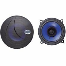 "RADIOMOBILE UNIVERSAL 5.25"" 130MM 13CM 80W DUAL CONE CAR RADIO / STEREO SPEAKERS"