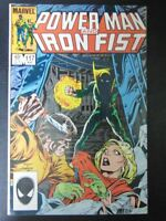 Power Man and Iron Fist #117 - Marvel Comics # 1C32
