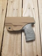 Concealment Walther Flat Dark Earth FDE PPS M2 9mm/.40 IWB Kydex Holster Right