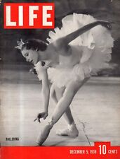 1938 Life December 5 - Ataturk dies; Christmas toys; Phelps of Yale;Hitler Party