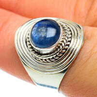 Kyanite 925 Sterling Silver Ring Size 7.25 Ana Co Jewelry R42866F