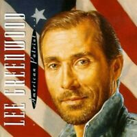 American Patriot - Music CD - Lee Greenwood -  1992-04-21 - Capitol - Very Good