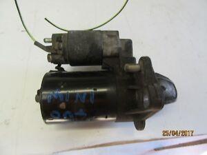 2003 Mini One R50 Starter Motor 48999402B