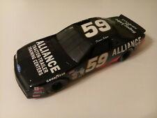 ERTL 1995 DENNIS SETZER #59 ALLIANCE FORD THINDERBIRD NASCAR 1:18