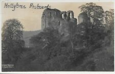 Heyworth Clun Castle  Shropshire RP