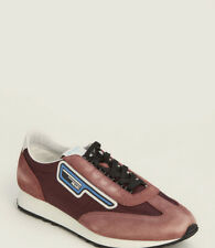 PRADA Logo Lace Up Sneakers Size US 11 / 44