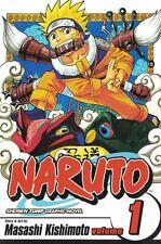 Naruto Vol. 1 The Tests of the Ninja by Masashi Kishimoto 2003, Paperback