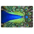 Peacock Non Slip Bathroom Toliet Kitchen Door Mat Floor Entrance Area Rug Carpet