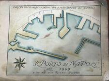 CAMERA DI COMMERCIO INDUSTRIA E AGRICOLTURA DI NAPOLI IL PORTO DI NAPOLI NEL1949