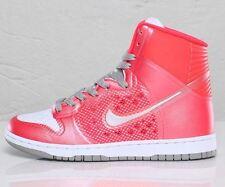 [NEU] Nike Dunk Hi Skinny Hyper Premium Gr 42 solar red medium grey 454495 600