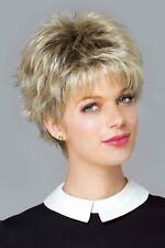 Lizzy by Rene of Paris wigs You Choose Color Short Spiky Easy Style