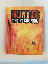 Hunter: The Reckoning, Core Rulebook, Hardcover, RPG, White Wolf