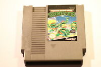 Nintendo NES TEENAGE MUTANT HERO TURTLES   NES-88-UKV  PAL 1989  (GAME ONLY)
