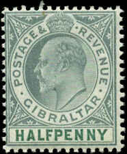 Gibraltar Scott #49 Mint
