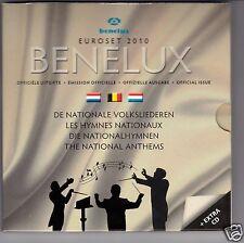 manueduc CARTERA  BENELUX  OFICIAL  2010  Belgica  Luxemburgo  Holanda   NUEVA