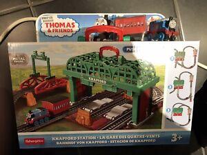 Fisher-Price Thomas & Friends Knapford Station