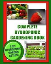 Hydroponic Gardening Book Ebay