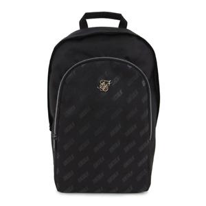 SikSilk Diagonal Repeat Backpack School Bag Adjustable **RRP £35.00**