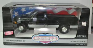Ertl Collectables American Muscle Dodge RAM 2500 SLT Die Cast 1:18 Scale 1995 –