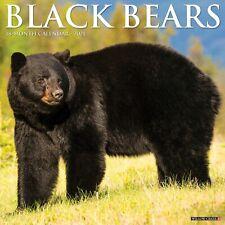 Black Bears 2021 Wall Calendar (Free Shipping)