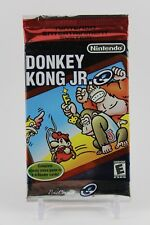 2002 Nintendo e-Reader Donkey Kong Jr. Pack 5 Card Set NES