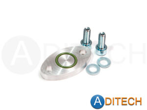 SAI Blockoff Plate Kit Secondary Air Injection Delete for VW AUDI SKODA SEAT 1.8