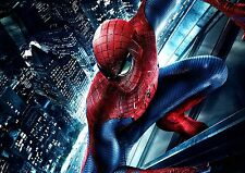 Cartel de tela A3 repositional Spiderman 2