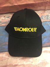 NEW Monroe Shocks & Struts Adjustable Hat, Mechanic Collectible, Auto Repair