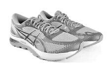 Asics Men's Gel Nimbus 21 Road Running Shoes 1011A169 Mid Grey Silver Size 14