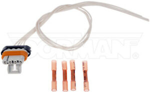 Fits Buick Enclave 2008-2010 Body Wiring Harness Pigtail; Body Wiring Harness