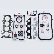 D17A8 D17A6 Full Set Gasket Engine Parts Use FOR HONDA CIVIC VII Coupe (EM2) 1.7